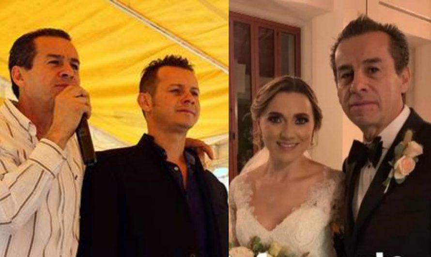 Exalcalde reconocido se casa con su nuera | NOTICIA VIRAL