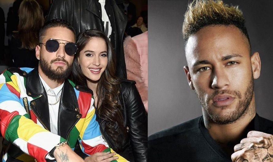 ¡MALUMA RESPONDE ANTE LAS CRITICAS!  –  ¿Gran problema con Neymar Jr. por Natalia Barulich?